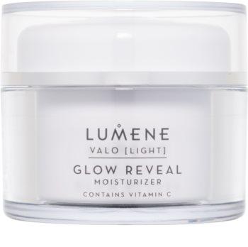 Lumene Valo [Light] озаряващ и хидратиращ крем с витамин С